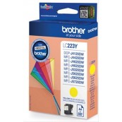 CARTUCHO TINTA BROTHER LC223 YELLOW