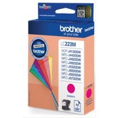 CARTUCHO TINTA BROTHER LC223 MAGENTA