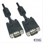 LATIGUILLO RJ45 CAT.6 UTP 5M GRIS NANOCABLE